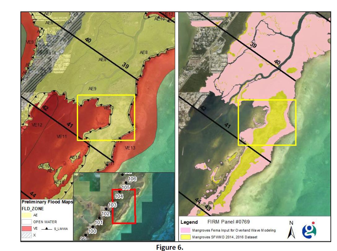 new preliminary coastal flood maps | monroe county, fl